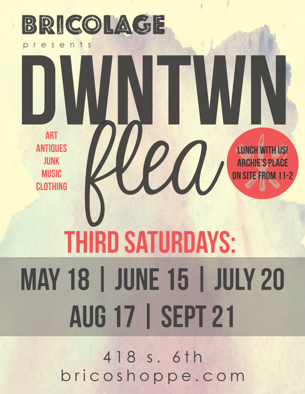 DWNTWN flea is back!